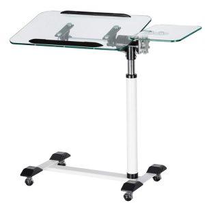 Orolay Glas-Laptoptisch