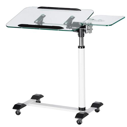 Im Test: Der Orolay Glas-Laptoptisch