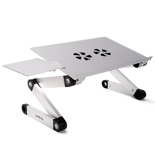 Lavolta Laptop-Ständer, silber