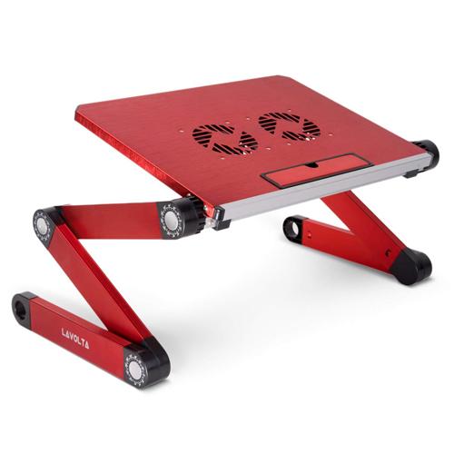 Lavolta Laptop-Ständer, rot
