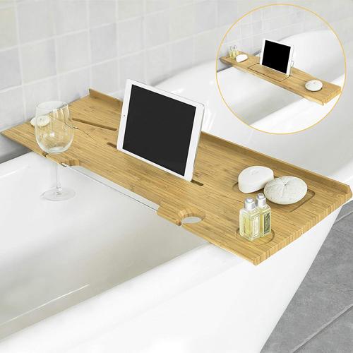 SoBuy® Design Badewannenablage