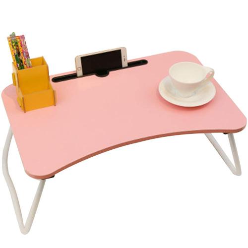 Hejiahuanle Betttisch, pink