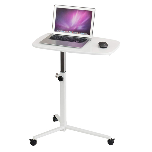 hjh OFFICE Laptoptisch, weiss